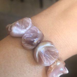 Jewelry - Custom shell bracelet
